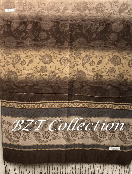 Double Layers Jacquard Round Pattern